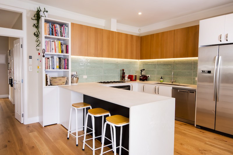 Qualitas Builders kitchen renovation - Hillsborough Road Auckland