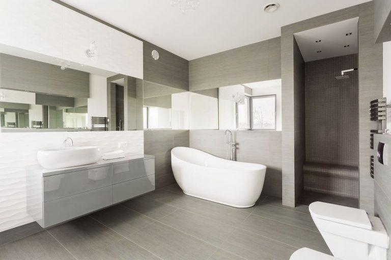 Bathroom renovation - Qualitas Builders