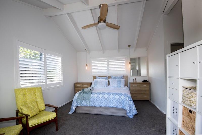 Bedroom & ensuite 1 Woodfern Crescent - Qualitas Builders Waima Auckland
