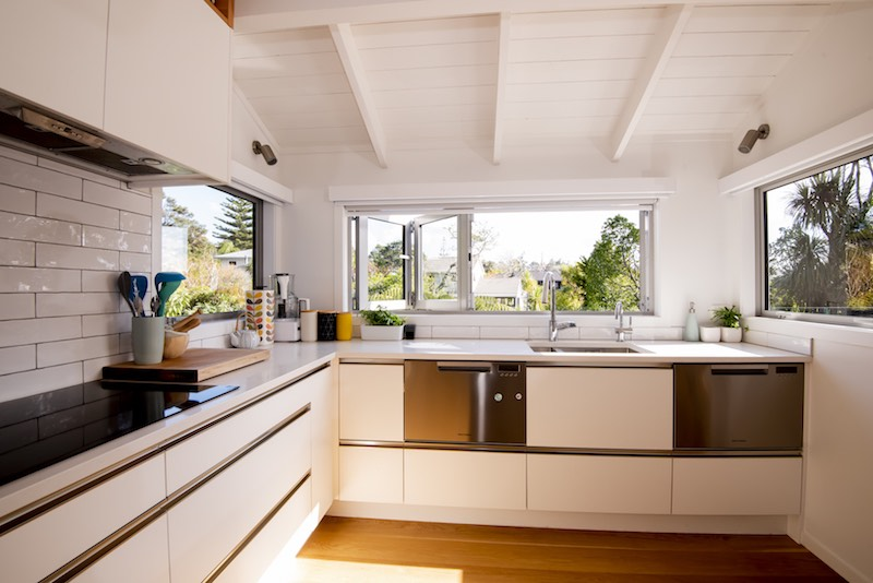 Kitchen renovation - Woodfern Crescent - Qualitas Builders - Waima Auckland