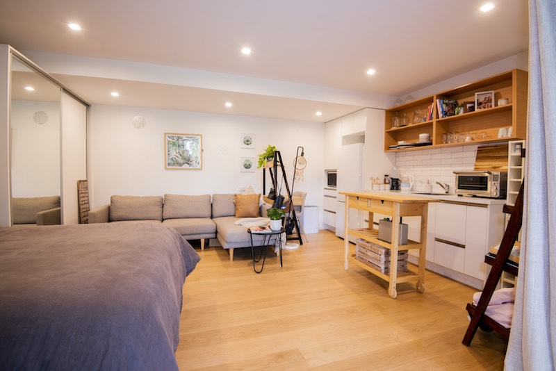 Open plan self contained unit - Woodfern Crescent - Qualitas Builders Green Bay