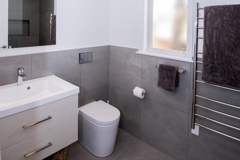 Bathroom renovation - Auckland bungalow - Qualitas Builders - Oratia